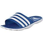 adidas Adipure Slide Sandalen blau
