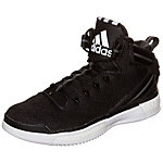 adidas Derrick Rose 6 Boost Basketballschuhe Herren schwarz / weiß