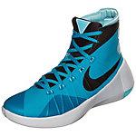 Nike Hyperdunk 2015 Basketballschuhe Herren hellblau / schwarz