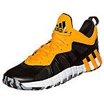 adidas Crazyquick 2.5 Basketballschuhe Herren gelb / schwarz
