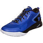 Under Armour ClutchFit Drive II Low Basketballschuhe Herren blau / schwarz
