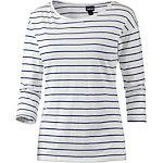 Patagonia Shallow Seas Langarmshirt Damen weiß