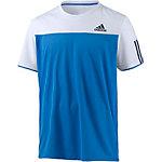 adidas Club Funktionsshirt Herren blau/weiß
