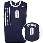 adidas Oklahoma City Thunder Westbrook Basketball Trikot Herren dunkelblau / weiß