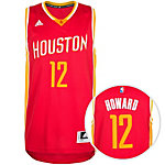 adidas Houston Rockets Howard Swingman Basketball Trikot Herren rot / weiß / gelb