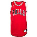 adidas Chicago Bulls Swingman Basketball Trikot Herren rot / schwarz / weiß