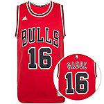 adidas Chicago Bulls Gasol Swingman Basketball Trikot Herren rot / weiß