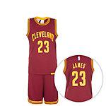 adidas Cleveland Cavaliers Basketball Trikot Kinder rot