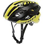 SCOTT ARX Plus Fahrradhelm gelb schwarz