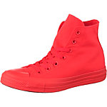 CONVERSE Chuck Taylor All Star Mono High Sneaker Damen rot