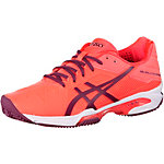 ASICS Gel-Solution Speed 3 Clay Tennisschuhe Damen koralle/beere