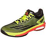 adidas Crazylight Boost Low Basketballschuhe Herren gelb / schwarz / rot