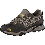 The North Face Hedgehog Hike GTX Wanderschuhe Herren braun/gelb