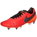 Nike Tiempo Legend VI Fußballschuhe Herren rot / silber