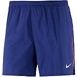 Nike Phenom 2 in 1 Laufshorts Herren blau