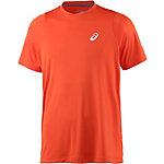 ASICS Tennisshirt Herren orange