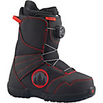 Burton Zipline BOA Snowboard Boots Kinder schwarz
