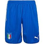 PUMA Italien EM 2016 Auswärts Fußballshorts Herren blau