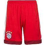 adidas FC Bayern München 15/16 Auswärts Torwarthose Herren rot / weiß