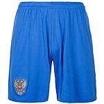 adidas Russland EM 2016 Auswärts Fußballshorts Herren blau / weiß