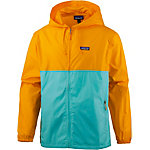 Patagonia Outdoorjacke Herren türkis/orange
