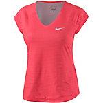Nike Pure Funktionsshirt Damen rot