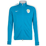 Nike Slowenien Trainingsjacke Herren blau / weiß