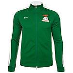 Nike Sambia Trainingsjacke Herren grün / weiß