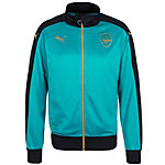 PUMA FC Arsenal Trainingsjacke Herren hellblau / anthrazit