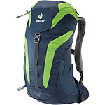 Deuter AC Lite 18 Wanderrucksack dunkelblau/grün