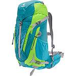 Deuter ACT Trail Pro 34 Wanderrucksack petrol/grün