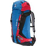 Deuter Guide 35 Alpinrucksack blau/rot