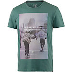 Volcom Liberated Printshirt Herren mint