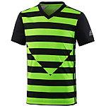 adidas Funktionsshirt Jungen grün/schwarz