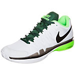 Nike Zoom Vapor 9.5 Tour Tennisschuhe Herren weiß / schwarz / grün