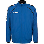 hummel Stay Authentic Micro Trainingsjacke Herren blau / weiß / schwarz