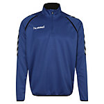 hummel Stay Authentic Poly Sweatshirt Herren blau / schwarz