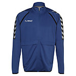 hummel Stay Authentic Poly Trainingsjacke Herren blau / schwarz