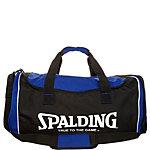 Spalding Tube Sporttasche blau / schwarz
