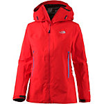 The North Face Point Five NG Funktionsjacke Damen rot