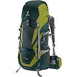 Deuter ACT Lite 40+10 Wanderrucksack dunkelgrün/grün