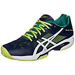 ASICS Gel-Solution Speed 3 Clay Tennisschuhe Herren blau / weiß / grün