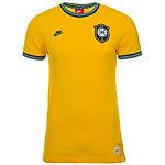 Nike Brasilien Covert Retro Fanshirt Herren gelb / grün