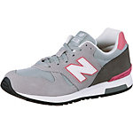 NEW BALANCE WL 565 Sneaker Damen grau