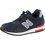 NEW BALANCE ML 565 Sneaker Herren navy