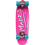 Madrid Party Pink Skateboard-Komplettset pink