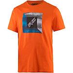 Fox Moratorium Printshirt Herren koralle