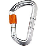 Mammut Wall Micro Lock Screw Gate Karabiner grau