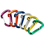Mammut Wall Light Sixpack Karabiner bunt