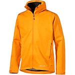 adidas Solid Regenjacke Herren orange